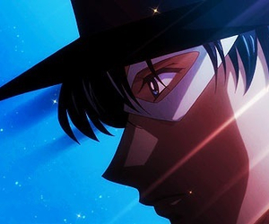 tuxedo mask, anime, and sailor moon image