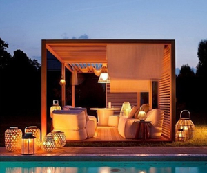 pool, Dream, and outside image
