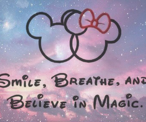 magic, disney, and smile image