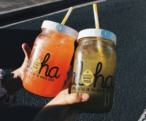 drink, healthy, and summer image