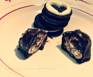 candy, chocolate, and cream cheese image