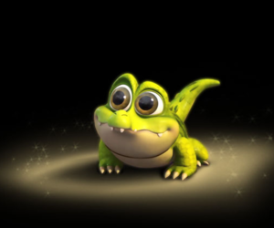 tinker bell croco image