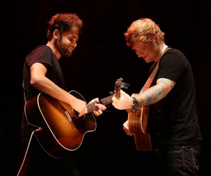 passenger and ed sheeran image