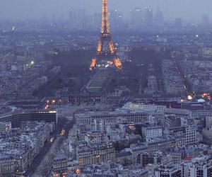 paris, city, and love image