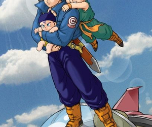 trunks and dbz image