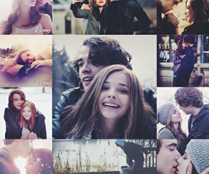 love, if i stay, and movie image