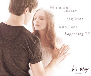 if i stay, love, and book image