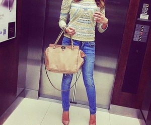 fashion, glam, and high heels image