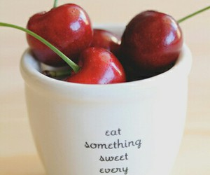 cherry, sweet, and fruit image
