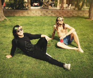 sonny moore and skrillex image