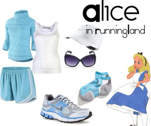 alice, disney, and princess image