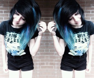 band, clothes, and suicide silence image
