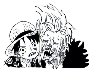 fan, luffy, and bartolomeo image