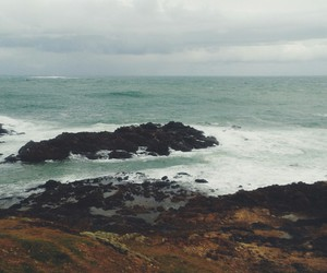 sea, indie, and nature image