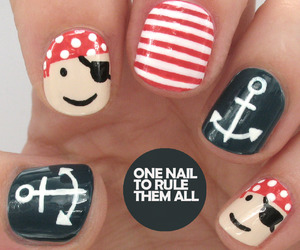 anchor, indie, and nails image