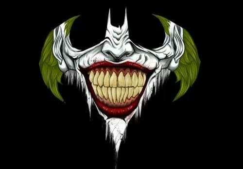 Batman Joker Via Tumblr On We Heart It