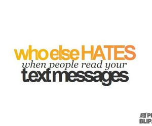 text messages image