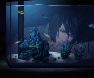 beautiful, cute anime boy, and boy image