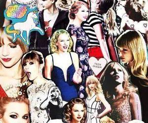 beautiful, Collage, and Taylor Swift image