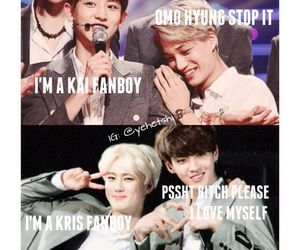 exo, memes, and kpop image