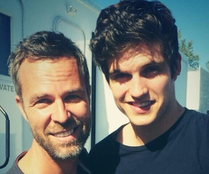 boys, teen wolf, and isaac lahey image