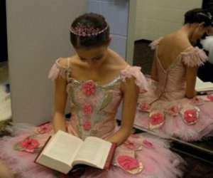 ballet, book, and classic image
