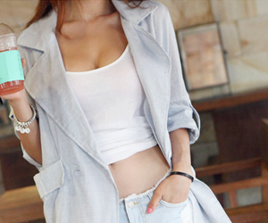 asian, asian fashion, and women's jackets image