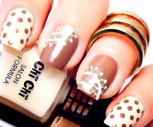girly, nails, and photography image
