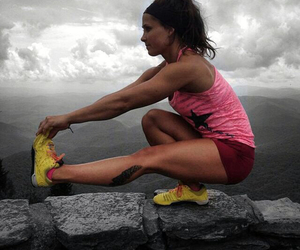 motivation, girl, and fitness image