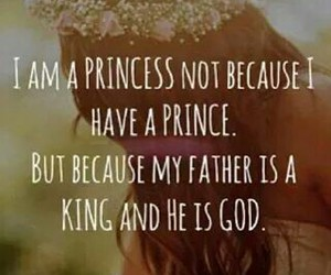 god, princess, and king image
