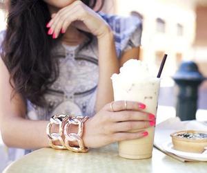 girl, fashion, and nails image