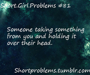 girl, problems, and short image