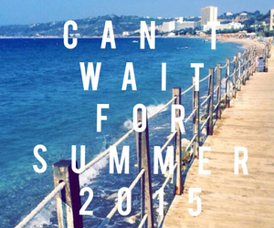 summer, 2015, and wait image