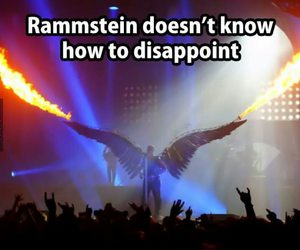 rammstein and rock image