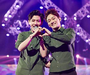 Chen, green, and live image