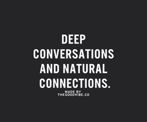 conversation and quote image