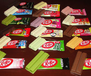kitkat, chocolate, and food image
