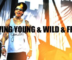 wild, free, and young image
