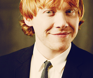 amazing, fuck me, and rupert grint image