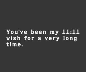 wish, love, and quotes image