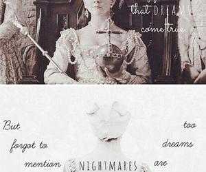 anne boleyn, Natalie Dormer, and nightmare image