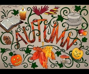 autumn and nooooo image