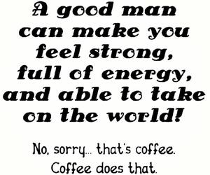 coffee, man, and funny image