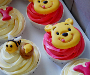 cute food, cute, and cupcake image