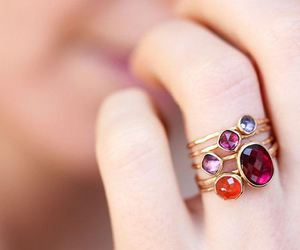 fashion, ring, and jewels image