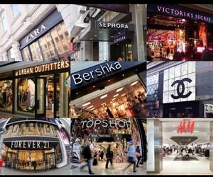 H&M, shopping, and Zara image