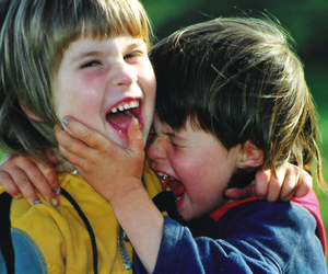 children, fun, and happy image