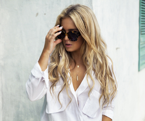 fashion, glamour, and hair image