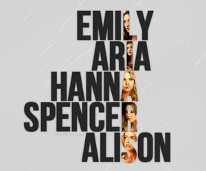 pretty little liars, pll, and Liars image