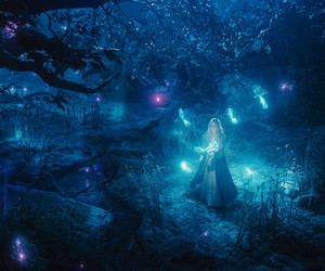maleficent, disney, and aurora image